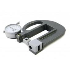 Толщиномер индикаторный ТРЛ  0- 10 0,01 (100мм) роликовый, ручной МИК