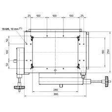 Стол 100x50mm(TM-510) 176-207 Mitutoyo
