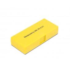 Штангенциркуль ШЦ-3- 630 0,05 губки 200мм (250-630) ЧИЗ
