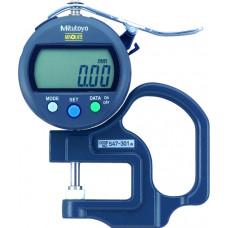 Толщиномер индикаторный электронный ТРЦ  0- 10 0,01 (30мм) ножевидные нак., ручной 547-301 Mitutoyo