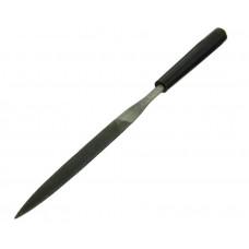 Надфиль плоский 120 №1 с ручкой SIT