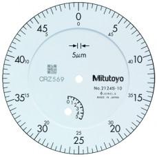 Индикатор часового типа ИЧ-  5 0,005 без ушка 2124SB-10 Mitutoyo
