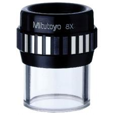 Набор лупа х8 с измерительнымипластинами 183-903 Mitutoyo